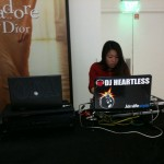 Working with DJ Heartless