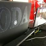 Double DJ setup